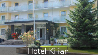 Hotel Kilian in Bad Heilbrunn nähe Bad Tölz